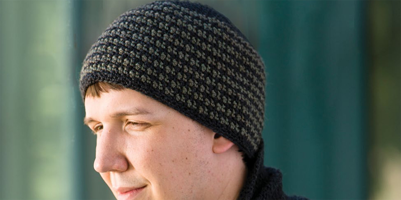 Crochet For Men 5 Free Crochet Patterns Any Guy Will Love Interweave