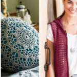 Learn this New Kind of Crochet Cable!