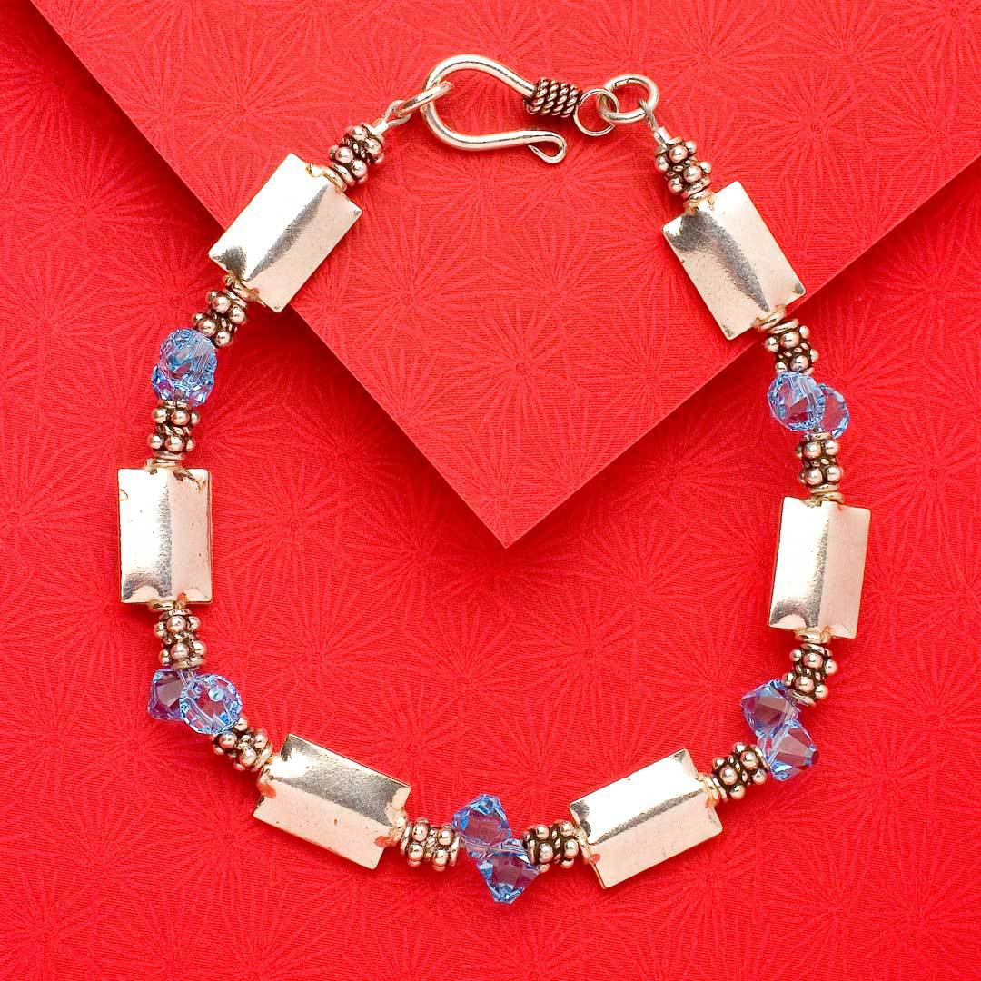 Crystal Delights bracelet party jewelry by Karen Keegan