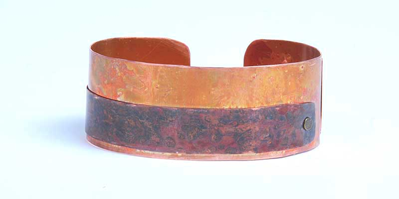 Bracelet Making: Miland Seuss and How to Make a Cuff Bracelet