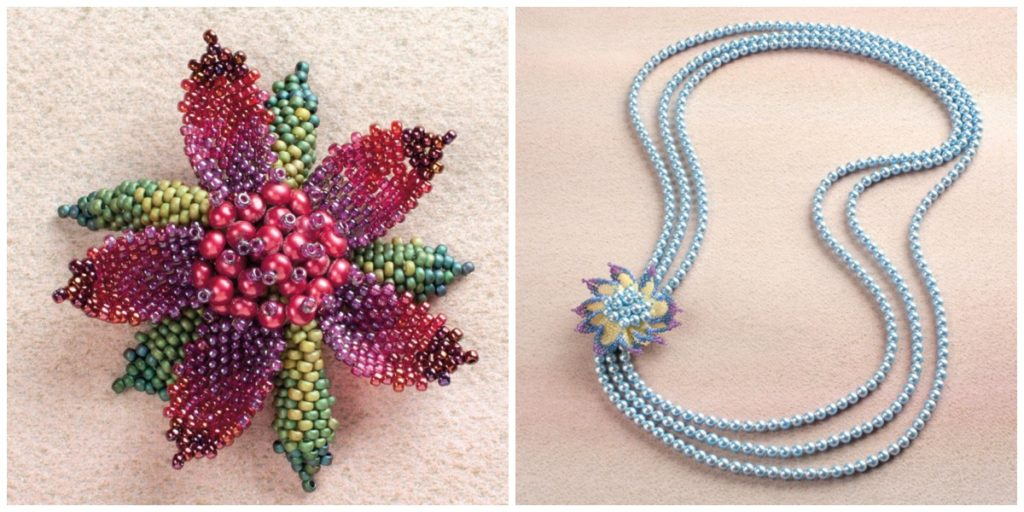 Free As a Bird: Liberate Your Designs with Peyote Stitch Combos, Design Tips, and More from Melinda Barta
