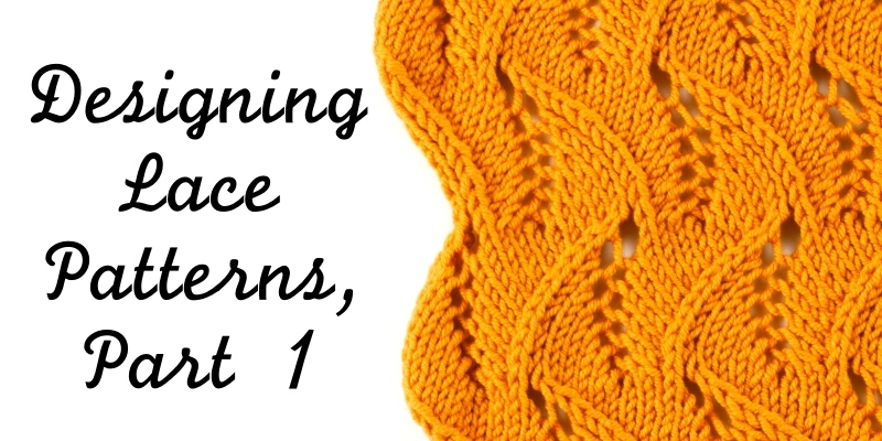 Swatching the Lace Universe: Designing Lace Patterns