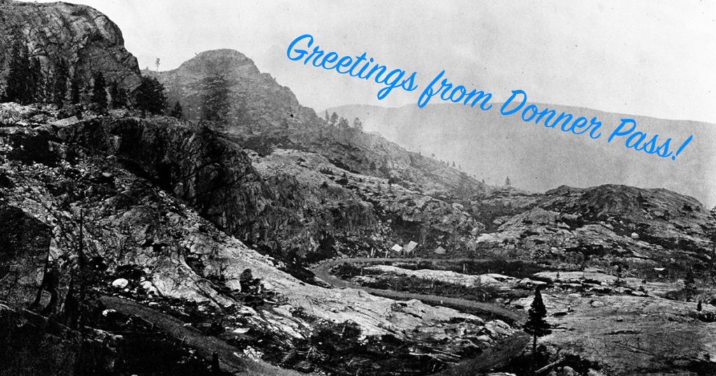 Fiber Nation Show Notes: A Podcast About the Donner Party?
