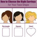 How to Choose the Right Shape Earrings for Your Face Shape