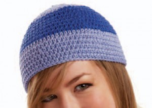 Learn how to crochet a hat with this free, easy crochet hat pattern.