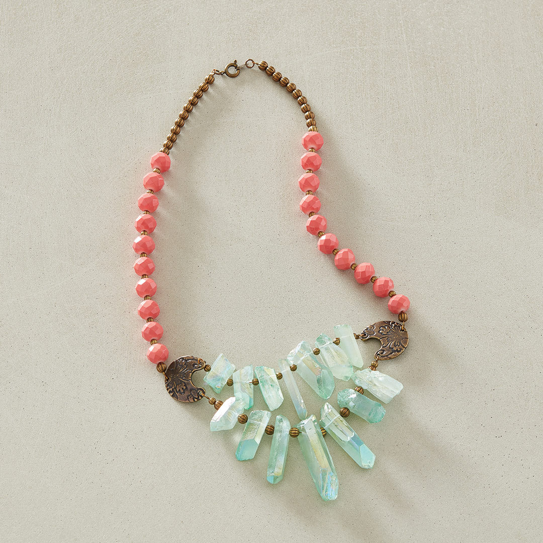 Debbie Blair's Crystal Palace Necklace