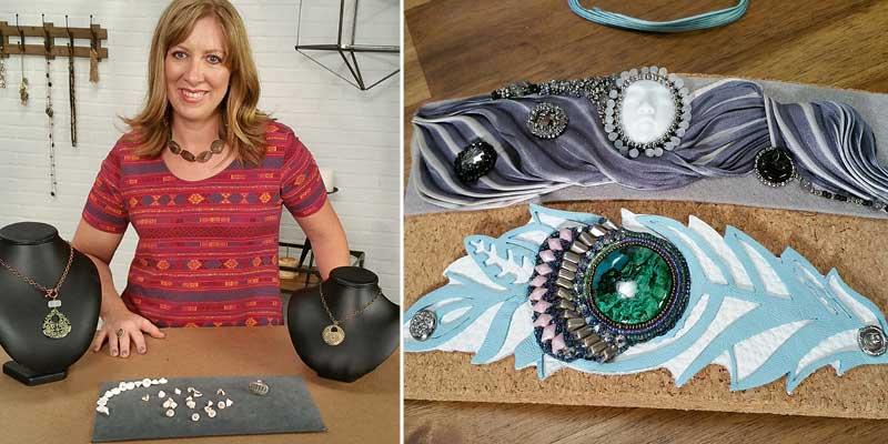 <em>Beads, Baubles & Jewels</em>: The Artistic Process – Start to Finish