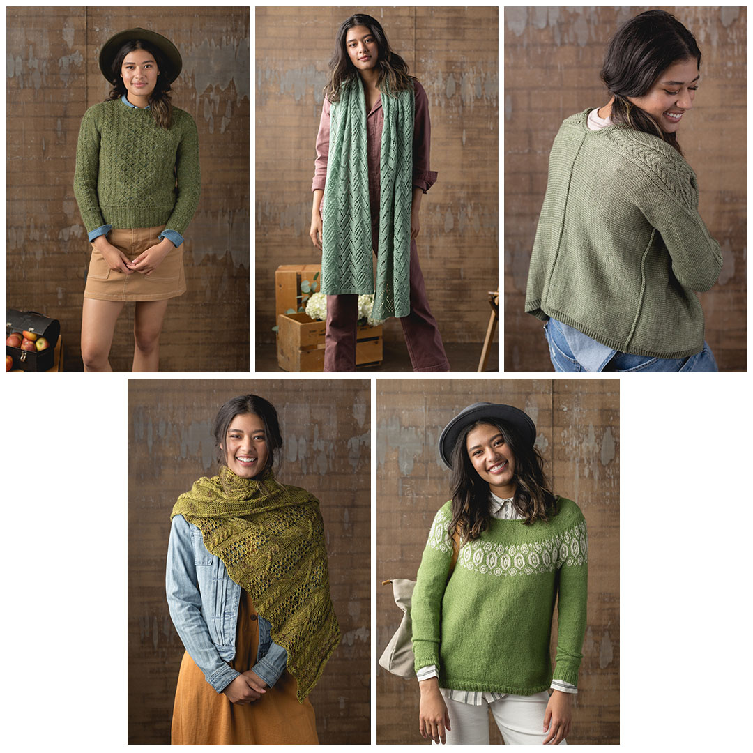 interweave knits fall 2019