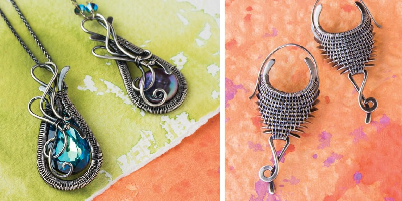 8 Tips for Wire Weaving and More