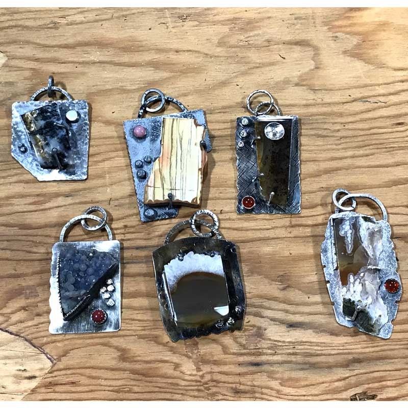 Metalsmithing: When Designing Jewelry, Think Outside the Box But Don't Scribble