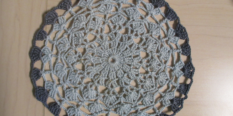 WIP Wednesday: Tales of a Mandala, Part 2