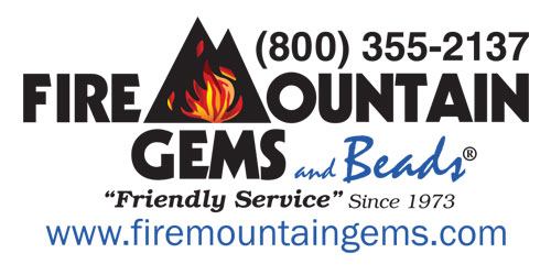 Fire Mountain Gems and Beads logo