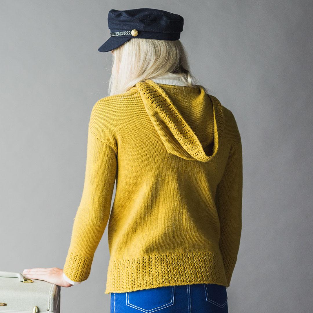 first class hoodie