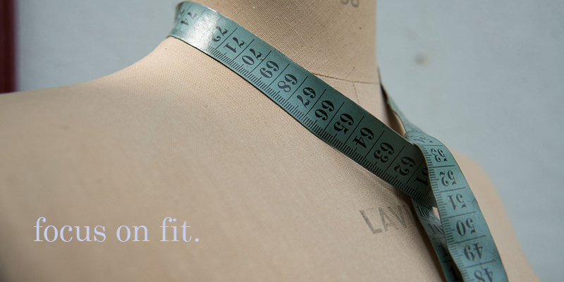 Focus on Fit: Applying Measurements