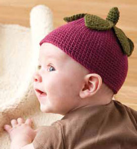 d73fd012678 Little Crochet Baby Hats for Charity