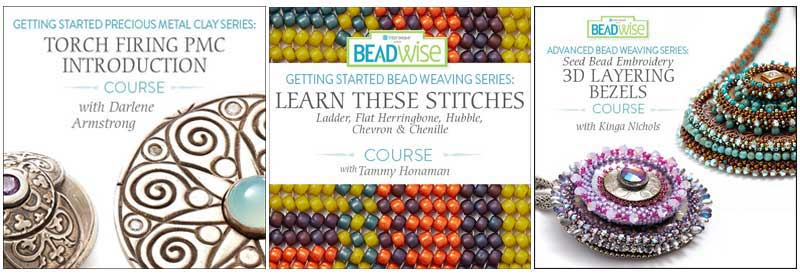 Jewelry-Making Classes and Everything You Need to Know about Interweave's Online Workshops