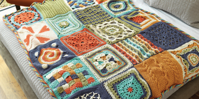 Crochet Afghan Patterns: How to Modify Afghans to Any Size