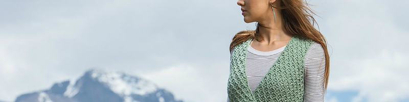 5 Free Crochet Vest Patterns