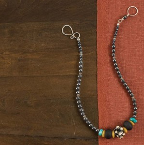 You'll love this DIY necklace project in our eBook on learning how to bead.