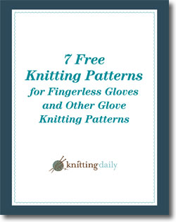 You'll love these free knitted glove patterns.