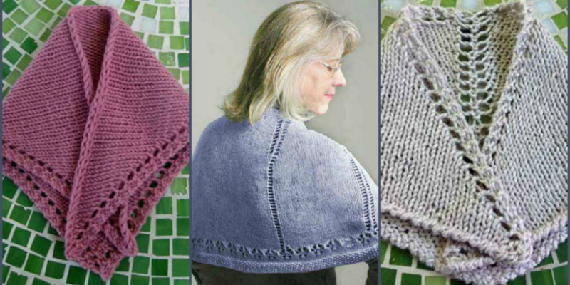 286662bf3b52 3 Free Knitted Prayer Shawl Patterns  Knit One for Someone in Need