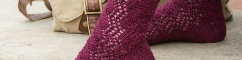 8 Free Sock Knitting Patterns You'll Love!
