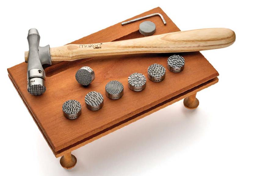 Fretz texturing hammer set shop tools in Tucson