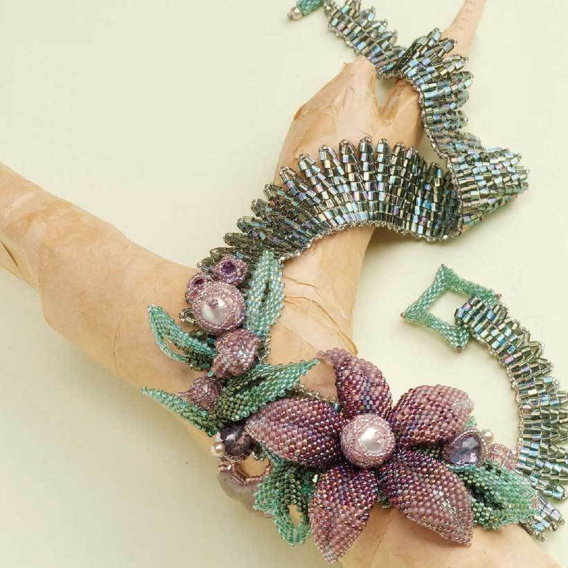 Garden Dream Necklace, Lynda Taylor