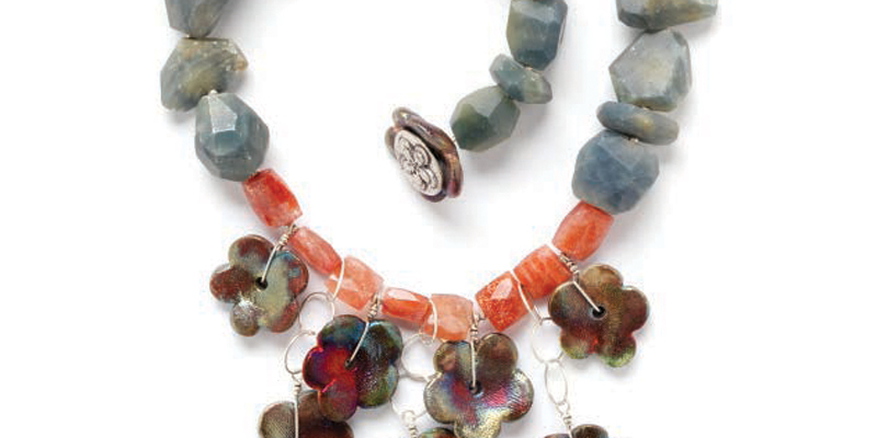 Mala Beads: How to Knot Gemstone Beads the Right Way | Interweave
