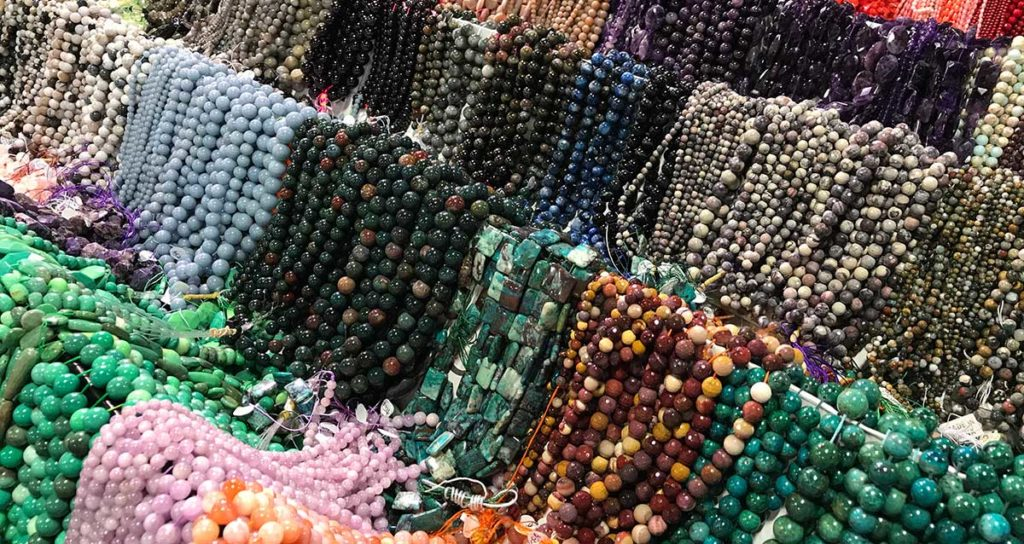 Bead Fest Trends, Friends, Bead Weaving and More!