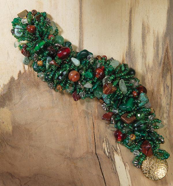 Julianna Avelar's bracelet design inspired by her grandmother.