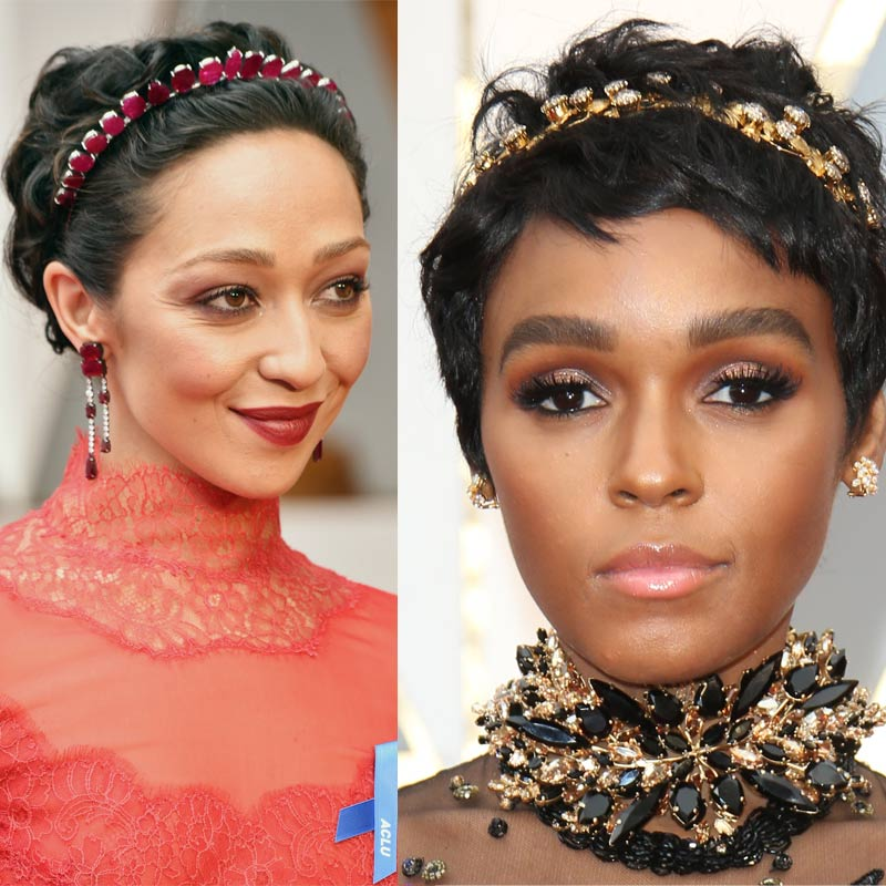 Beads Trends: Crystals and Beads Abound at 2017 Oscars