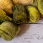Yarn Structure: Spinning Tweed Yarn