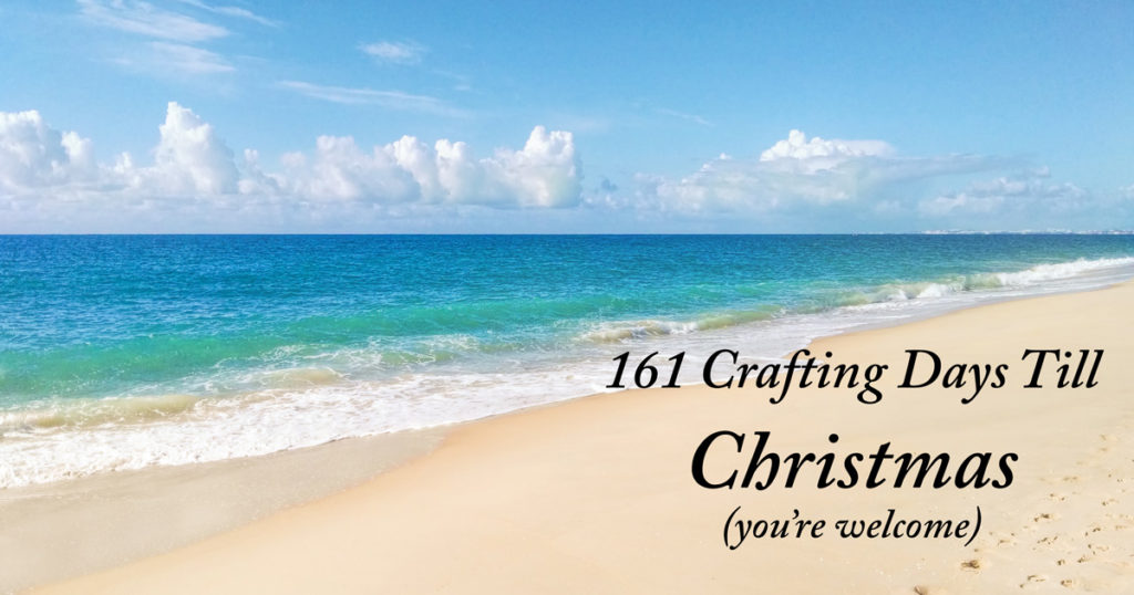 5 Reasons to Start Making Handmade Gifts in July