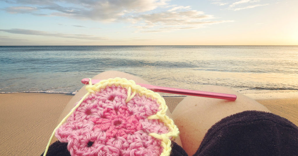Spring Into Summer With 5 Perfect Crochet Projects