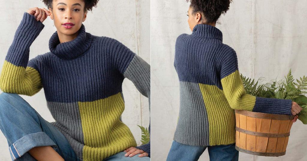 Pattern of the Week: Eastport Pullover