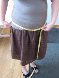 measure hips