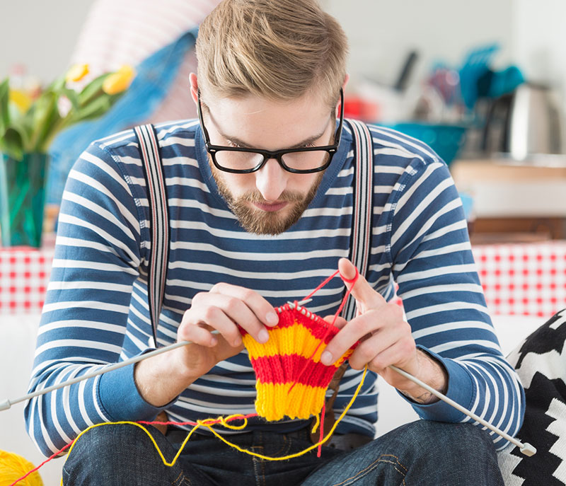 Learn to Knit—or Crochet, or Spin, or Weave—at Interweave Yarn Fest 2017!
