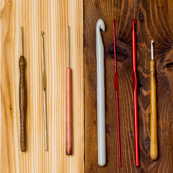 Multiple hooks are shown here that combine metal and wood. (Photo Credit: smirart   Getty Images Plus)