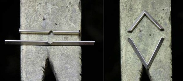metalsmithing tips to help you work with triangle wire