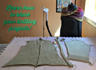 5b7d758e9 How-To Block Knitting Ultimate Guide  Wet Blocking   More - Interweave