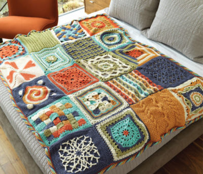 Learn how to modify crochet afghan patterns the right way with these expert crochet tips and techniques.