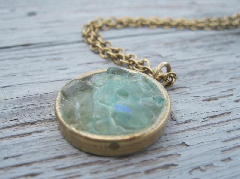 Trash to Treasure: Two Ways to Use Broken Gemstones and