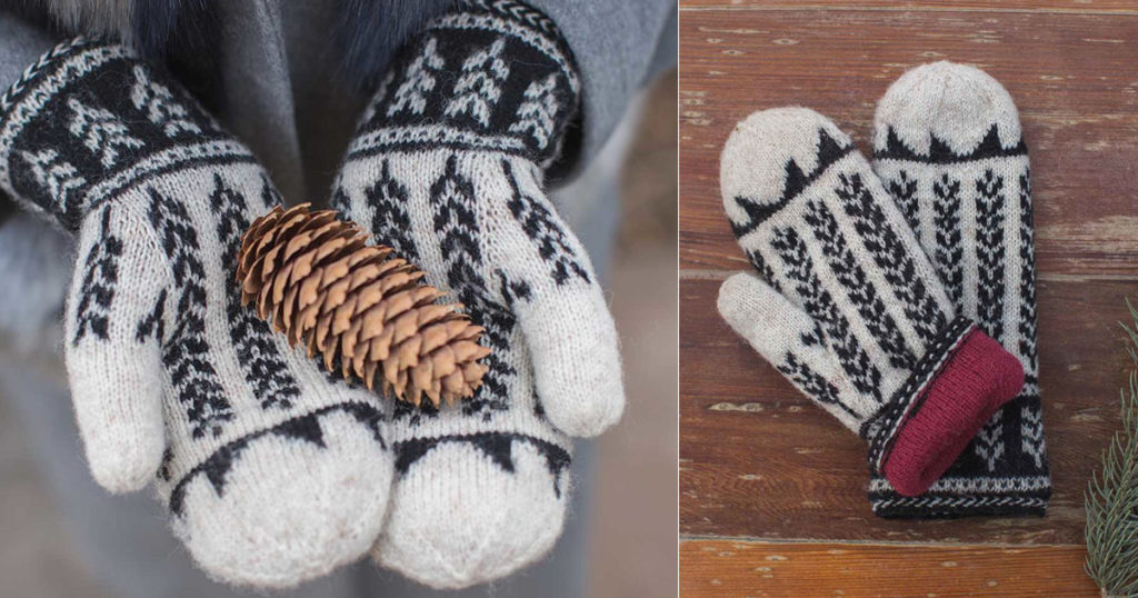 My Dream Colorwork Project: Ibex Valley Mittens