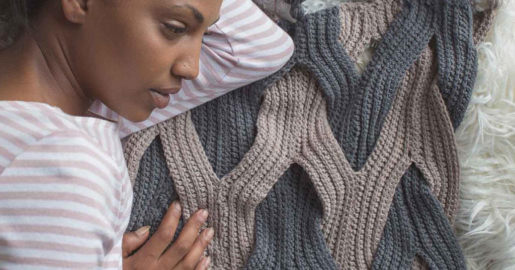 Pattern of the Week: Indulgent Wrap