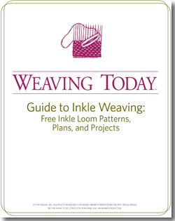 Inkle Loom Weaving Ultimate Guide + Free Projects | Interweave