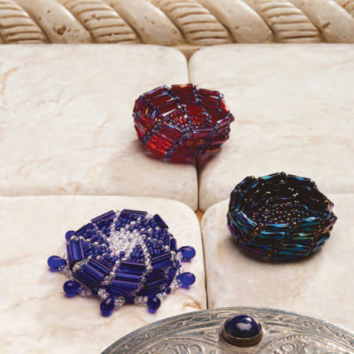 8 Free Bead Craft Patterns