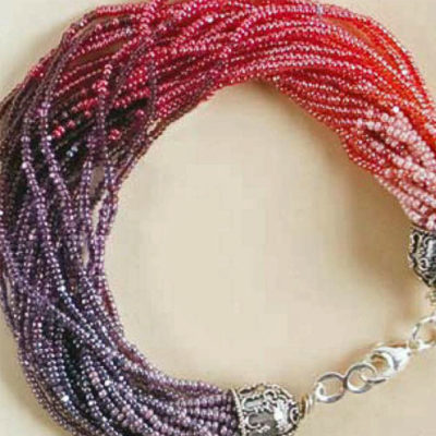 6 Free Bead Bracelet Patterns