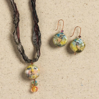 Find beading patterns for beginners and advanced jewelry artists alike in this collection.