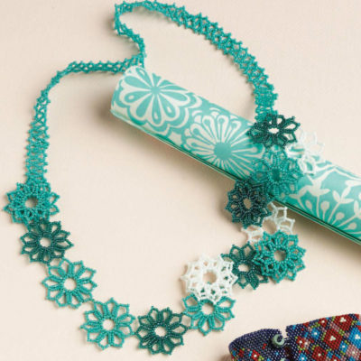 7 Free Bead Netting Projects